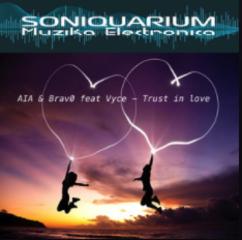 Trust in love cover